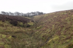 A. Source to Colley Water