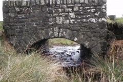 Chetsford Bridge to join with Embercombe Water