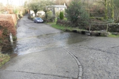 Chibbet Ford Pennycombe Water