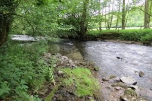 Chilly Bridge to Hele Bridge - Machine Weir