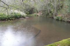 Dunster Mill Leat