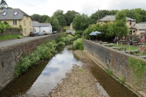Exford to Lyncombe