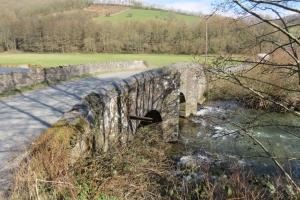 Hele Bridge to Perry Bridge