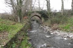 New Bridge to Bossington
