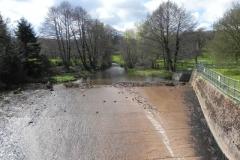 River Avill Flood Channel