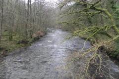 Thorton's Bridge to Dulverton