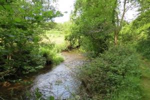 Winsford to Week Bridge